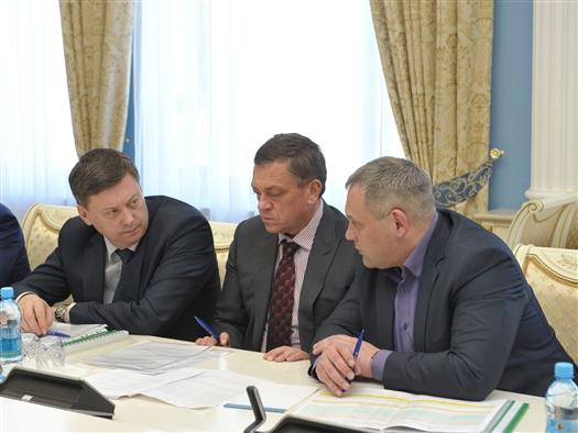 Олег Фурсов предложил отремонтировать ул. Новомайскую