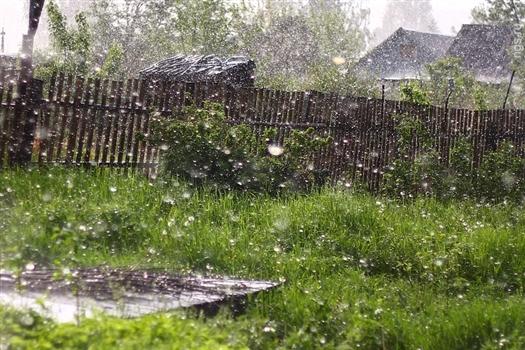 В Самарской области возможен шквалистый ветер и град