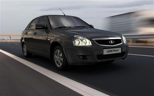 АвтоВАЗ начал производство ультрабюджетной Lada Priora