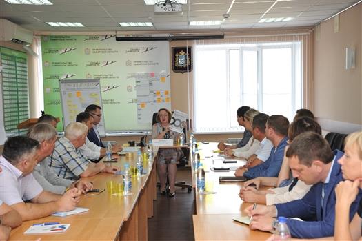 В Самарской области разрабатывают программу для снижения производственного травматизма