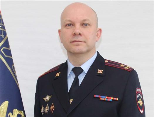 Замначальника ГУ МВД РФ по Самарской области Алексей Гринь освобожден от должности