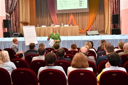 В Красноярском районе обсудили перспективы социально-экономического развития