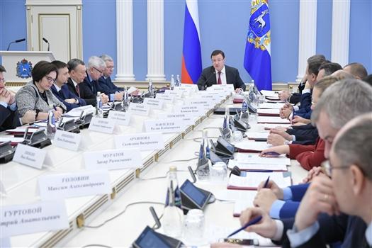 В Самаре обсудили противодействие экстремизму и аварийность на дорогах