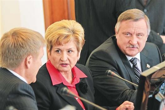 Нина Вишнякова пообещала верно служить жителям отрадного