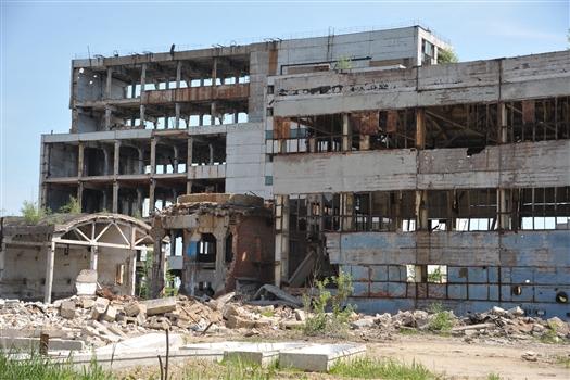 Территория СВЗХ является одним из крупнейших источников попадания диоксинов в окружающую среду в РФ