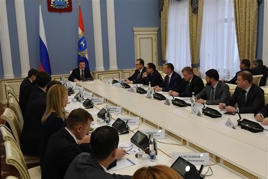 Ритейлеры поддержали Дмитрия Азарова в работе по продвижению местных продуктов