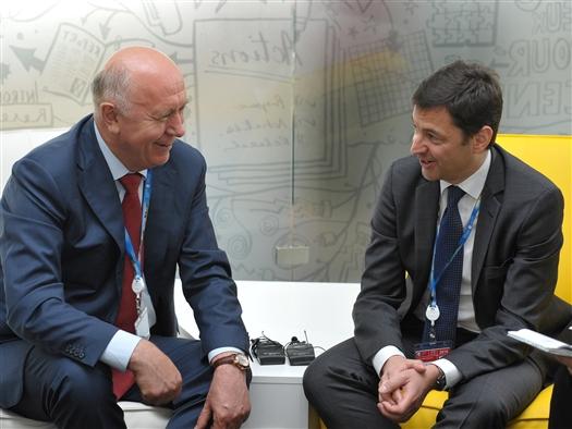 """Губернатор: """"Самара станет российским хабом Schneider Electric - главным центром по производству электротехники"""""""