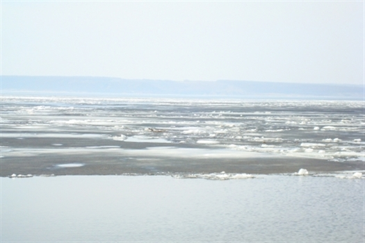 Паводок может поднять воду до 35 м