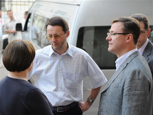 Олег Азаров стал общественным советником своего брата, главы Самары Дмитрия Азарова