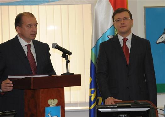 Владимир Артяков дал указание подготовить план совместной работы мэрии Самары и профильных министерств регионального правительства по основным направлениям социально-экономического развития города.