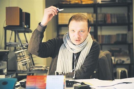 """""""Вентиль"""" станет первой премьерой в родных стенах для Германа Грекова"""