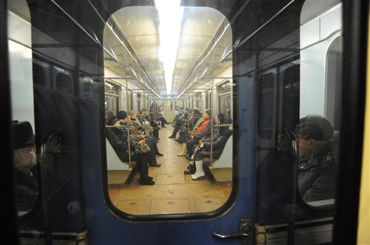 В Самаре отказались от вагонов метро, которые раньше ходили в московской подземке