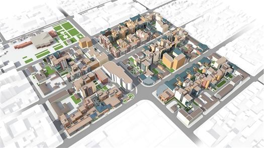 """Самарские """"Пять кварталов"""" вошли в федеральный проект реновации"""