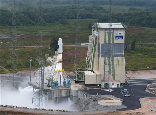 """Arianespace проведет 25 запусков самарских """"Союзов-СТ"""" в ближайшие четыре года"""