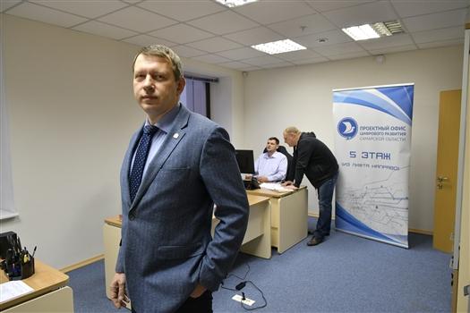 """Дмитрий Камынин: """"У региона хороший шанс выйти в лидеры цифрового развития"""""""