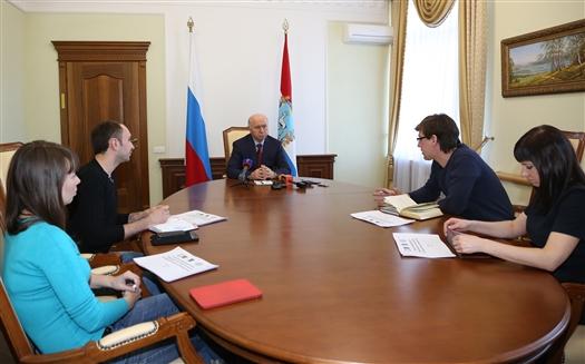 """Губернатор: """"Выплаты вкладчикам """"Волга-Кредит банка"""" начнутся в течение двух-трех недель"""""""