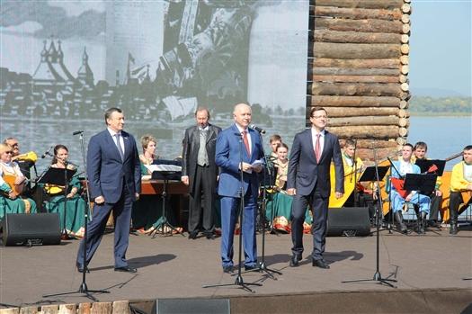 """Николай Меркушкин: """"Уверен, что открытие памятника Засекину будет способствовать патриотическому воспитанию самарской молодежи"""""""
