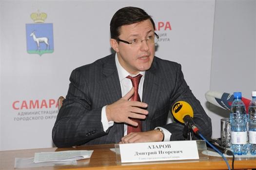 Дмитрий Азаров призвал подчиненных отчитаться о работе с обращениями жителей через Интернет