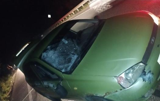 На Сухой Самарке под колесами ВАЗ пострадал пешеход, нарушивший ПДД