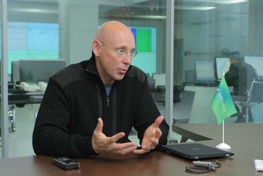 Валерий Ермаков, первый заместитель генерального директора ОАО «МегаФон» по операционной деятельности.