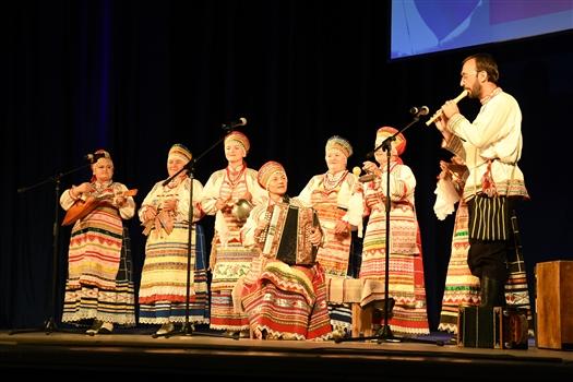 Фестиваль народного творчества пенсионеров завершился гала-концертом в ДК Литвинова