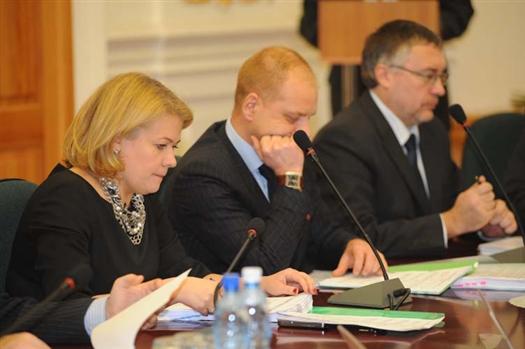Екатерина Горбунова обдумывает программу строительства спортивных сооружений Самары