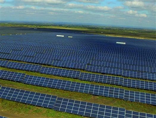 Введена вторая очередь Самарской солнечной электростанции