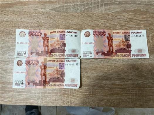 Самарец расплатился поддельными деньгами в тольяттинском магазине