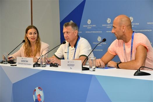 """Дмитрий Шляхтин: """"Нам нужны спортобъекты, которые будут давать максимальный результат"""""""