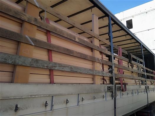 Таможенники возбудили уголовное дело из-за контрабанды древесины