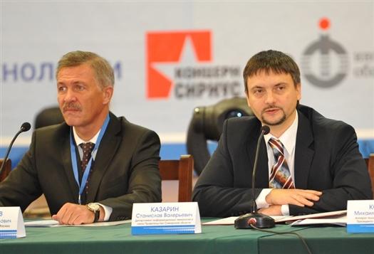 Станислав Казарин и Леонид Ухлинов подписали соглашение о сотрудничестве