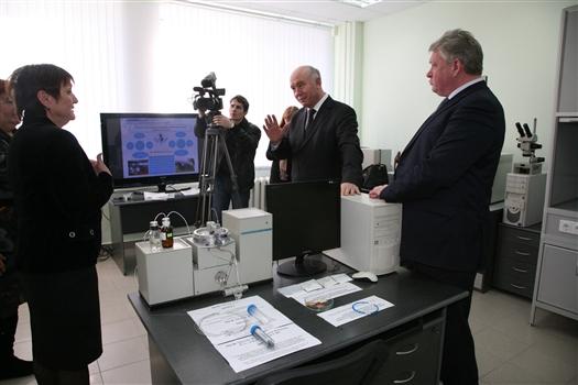 Губернатор поддержал создание центра по теоретическому материаловедению при СамГУ