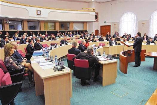 Депутаты губдумы зарабатывают больше федеральных коллег
