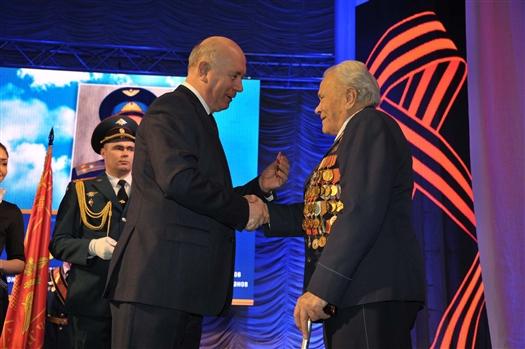 """Николай Меркушкин: """"Подвиг солдат и офицеров Великой Отечественной войны мы должны помнить всегда"""""""
