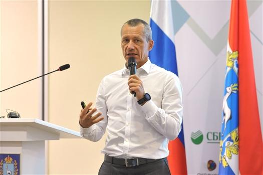 """Андрей Шаронов: """"Участие общественности в разработке стратегии помогает избежать ошибок"""""""