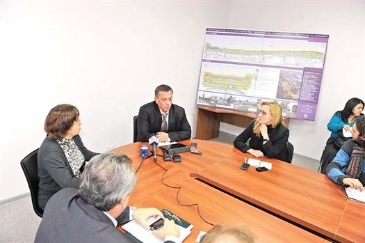 Сергей Рубаков в ходе совещания в департаменте строительства и архитектуры сообщил, что разработка проектной документации реконструкции набережной закончится в марте-апреле 2012 года