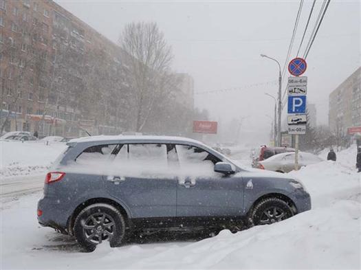 Зона платных парковок охватит центр города от улицы Пионерской до улицы Осипенко