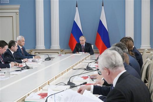 Владимир Путин: Около 500 тыс. человек принимали участие в проектах АСИ