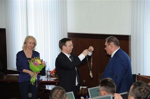 Сергей Анташев избран главой Тольятти