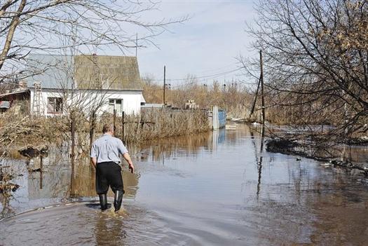 Спасатели при необходимости должны приступить к эвакуационным мероприятиям