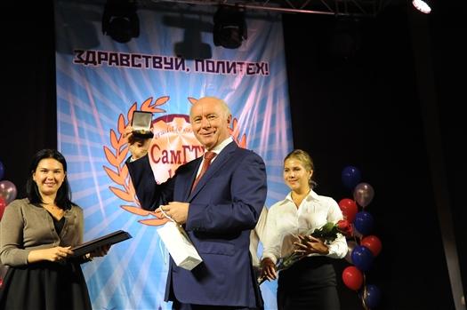 """Николай Меркушкин: """"Мощный технический университет очень важен для развития Самарской области"""""""