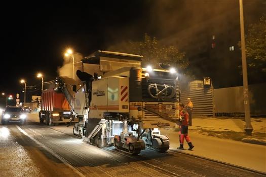 В Самаре начался ремонт улицы Владимирской