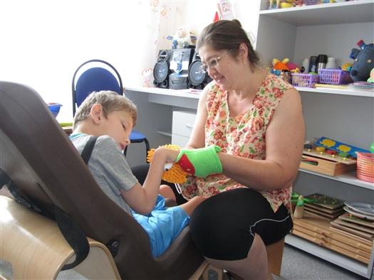 В Самарской области создано отделение Всероссийской организации родителей детей-инвалидов