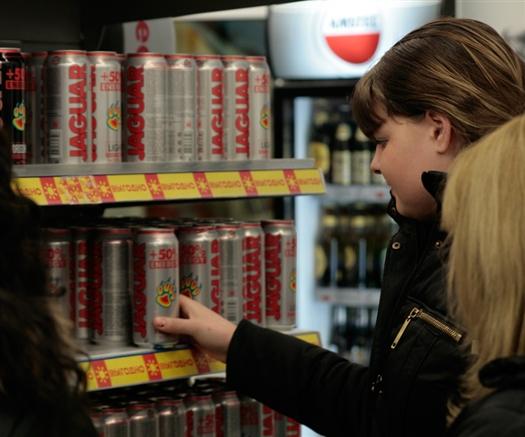 Принят закон о запрете продажи алкоголя в ночное время