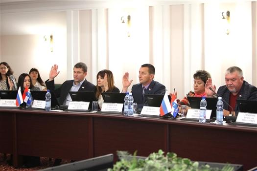 Утвержден новый состав счетной палаты Самары