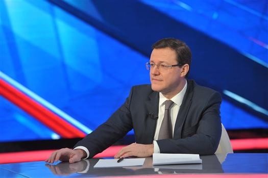 """Глава региона: """"Наследие ЧМ-2018 долгие годы будет служить жителям Самарской области"""""""