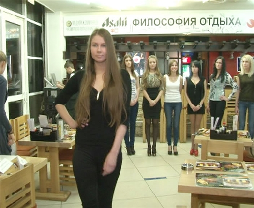 "1 февраля в Самаре прошел кастинг на конкурс ""Невеста года"""