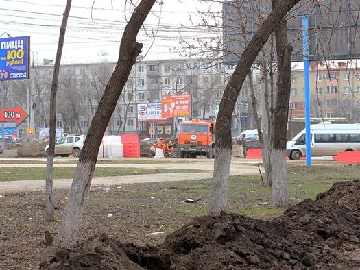 Вдоль Московского шоссе в Самаре появится Парк Мира