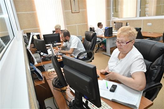 В Самарской станции скорой помощи заработал единый диспетчерский центр