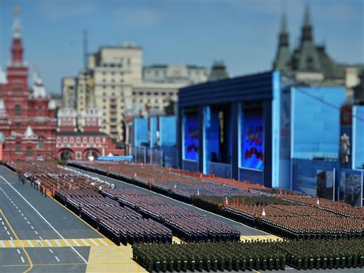 Владимир Иванович Чудайкин принял участие в юбилейном Параде Победы в Москве